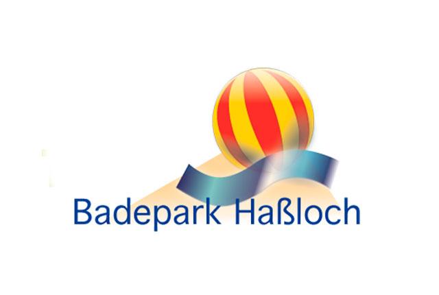 Logo Badepark Haßloch